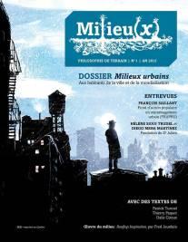 Revue Milieux, an 2013, n.1